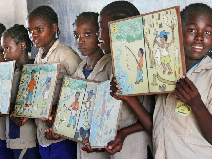 Girl's Scholarships
